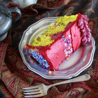 Market Bazaar Cake