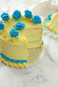 Gold Standard Yellow Cake