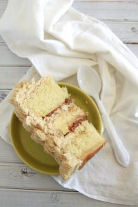 Bread Pudding Layer Cake