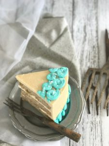 Salty Sailor Cake