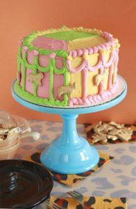 Deep Fried Oreo Cake