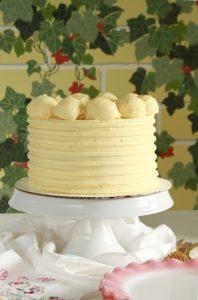 Sweet Corn Cake