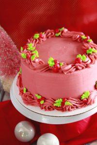 Coal Gingerbread Cake