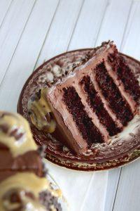 Chocolate Seduction Cake