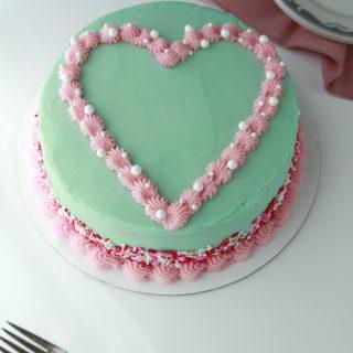 Zabaione Almond Cake