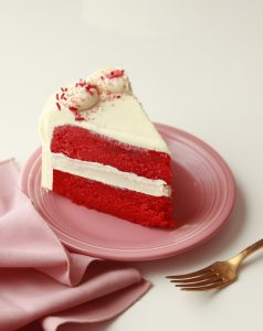 Streamlined Red Velvet Cake