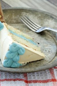 Cowboy Sourdough Cake