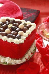 Box of Chocolates cake