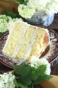 Brighton Beach Hazelnut Cake