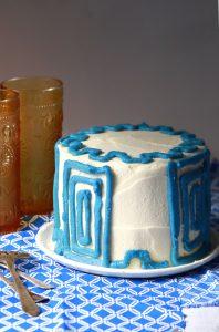 Greek Isle Cake