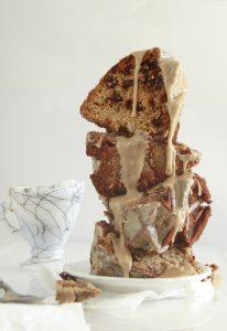 Maple Brown Sugar Bundt Cake