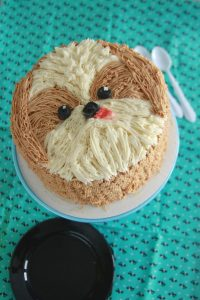 Year of the Dog Cake