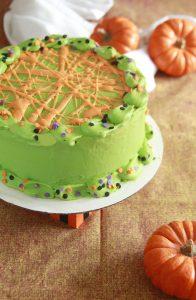 Chocolate Ginger Carrot Cake