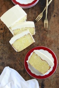 Mexican Corn Loaf Cake